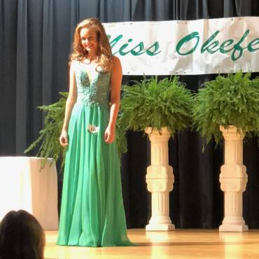 Announcing the Miss Okefenokee Beauty Pageant